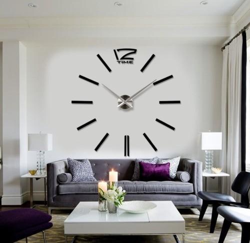 фото большие настенные часы